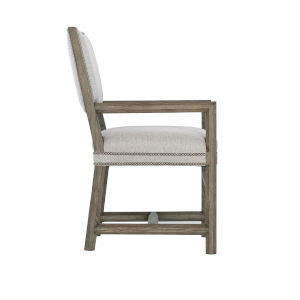 Taupe Canyon Ridge Arm Chair
