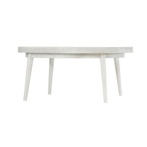 White Loft Booker Round Cocktail Table