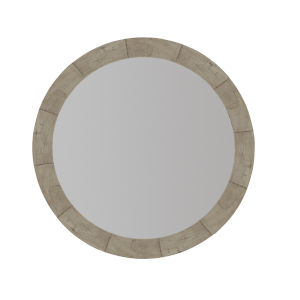 Morel Loft Piper Round Mirror