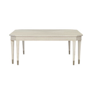 Allure Manor White 44-Inch Cocktail Table
