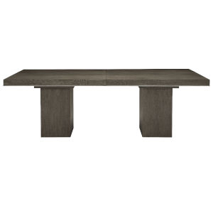 Linea Black Dining Table