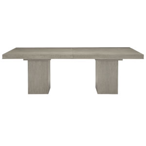 Linea Gray Dining Table
