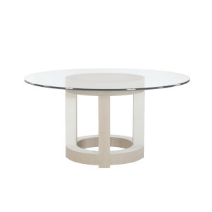 Axiom White Dining Table
