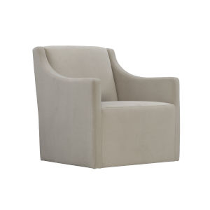 Brown Loft Elle Swivel Chair