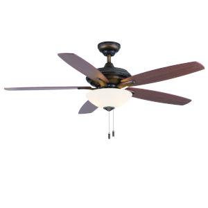 Modelo French Beige 52-Inch Two-Light LED Ceiling Fan