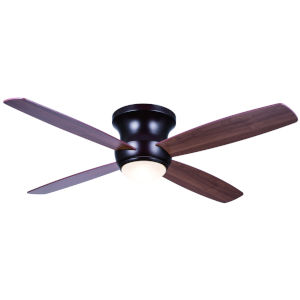 Zorion Oil Rubbed Bronze 52-Inch LED Ceiling Fan