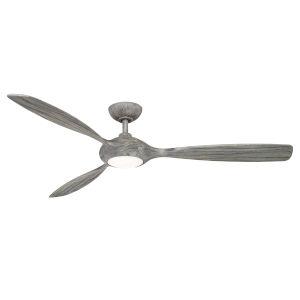 Elan Vintage Oak 60-Inch LED Ceiling Fan