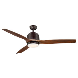 Reya Oil Rubbed Bronze 56-Inch LED Ceiling Fan