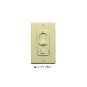 Almond Fan Light Wall Control