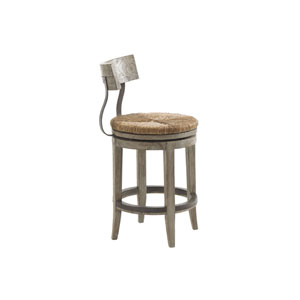 Twilight Bay Driftwood Dalton Counter Stool