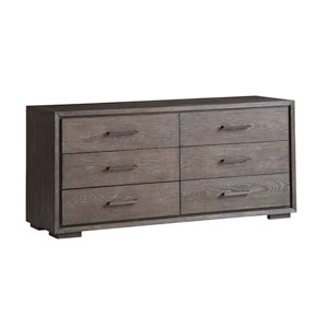 Santana Gray Cambia Double Dresser