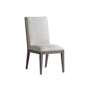 Santana Gray Bodega Upholstered Side Chair
