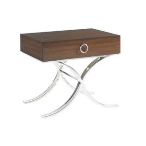 Mirage Brown Hayworth Lamp Table