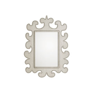 Oyster Bay White Hempstead Vertical Mirror