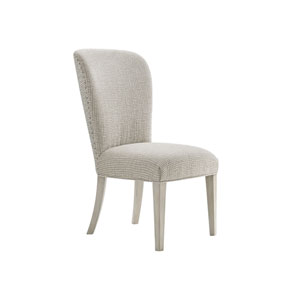 Oyster Bay Ivory Baxter Upholstered Side Chair