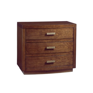 Laurel Canyon Brown Verdes Nightstand