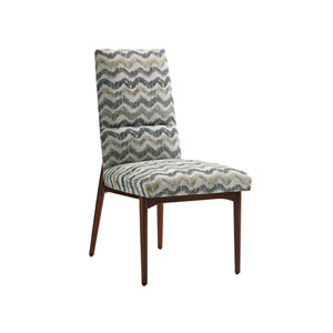 Take Five Gray Chelsea Upholstered Side Chair