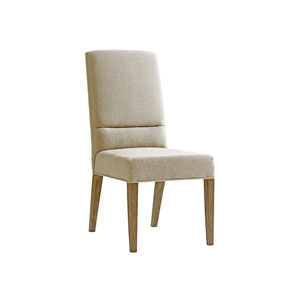 Shadow Play Beige Metro Side Chair