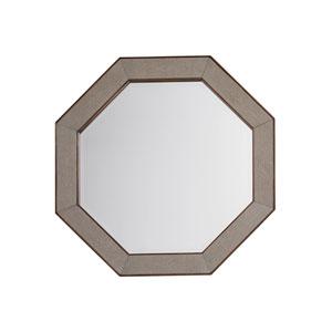 Macarthur Park Brown Riva Octagonal Mirror