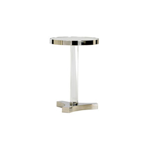 Macarthur Park Silver Kinnard Accent Table