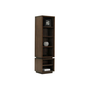Macarthur Park Brown Royce Bunching Bookcase