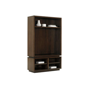 Macarthur Park Brown Thurston Bunching Bookcase