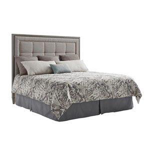 Ariana Gray St. Tropez Upholstered King Panel Headboard