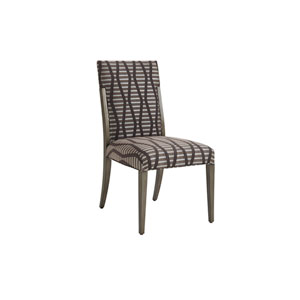 Ariana Brown Saverne Upholstered Side Chair