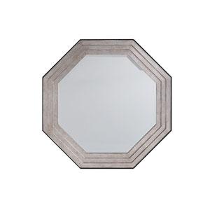 Ariana Silver Latour Octagonal Mirror