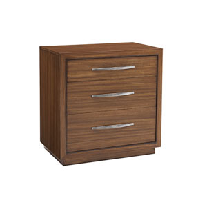 Kitano Brown Ansley Nightstand