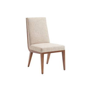 Kitano Beige Marino Upholstered Side Chair