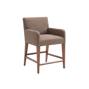 Kitano Brown Perry Counter Stool
