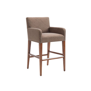 Kitano Brown Perry Bar Stool