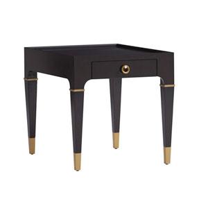 Carlyle Brown Langham End Table