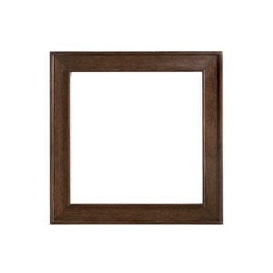 Zavala Brown Gallerie Square Mirror