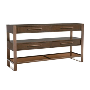 Zavala Brown Cloister Sideboard