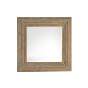 Monterey Sands Brown Spyglass Mirror