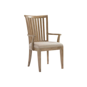 Monterey Sands Brown Alameda Dining Arm Chair