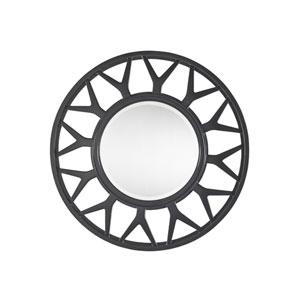 Carrera Gray Esprit Round Mirror