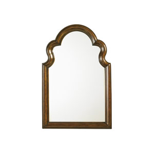 Coventry Hills Brown Saybrook Vertical Mirror