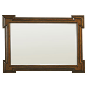 Coventry Hills Brown Addison Landscape Mirror