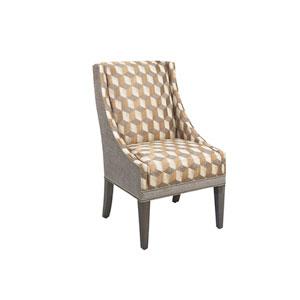 Monterey Sands Brown and Beige Stonepine Chair