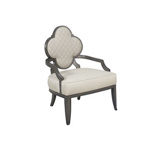 Upholstery White Alhambra Chair