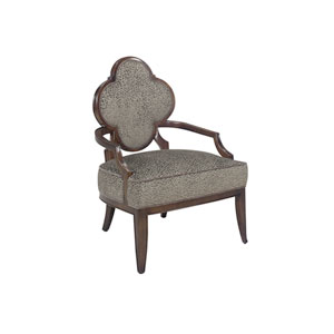 Upholstery Brown Alhambra Chair