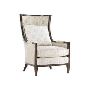Tower Place White Greenwood Chair