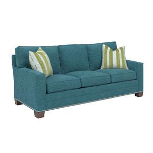 Upholstery Blue Bristol Sofa