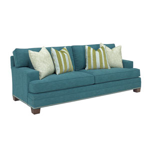 Upholstery Blue Townsend Sofa
