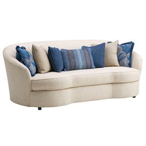 Carlyle White Whitney Sofa