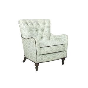 Oyster Bay Green Wescott Chair