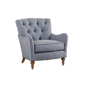 Oyster Bay Blue Wescott Chair
